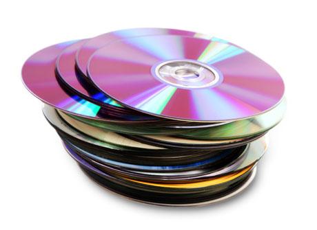 DVD 10-25 db